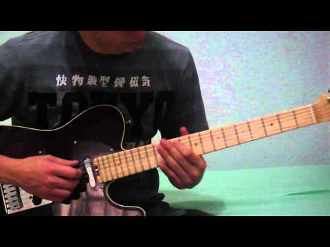 HEAT OF THE MOMENT - ASIA GUITAR COVER ANDY30