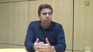 Itair Machado comenta mudanças na cúpula do Cruzeiro e saída de Marco Antônio Lage