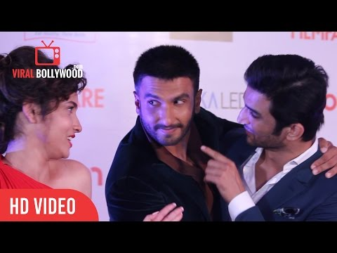 Ranveer Singh Goes Crazy | Funny | Mad | Britannia 61st Filmfare Awards 2016