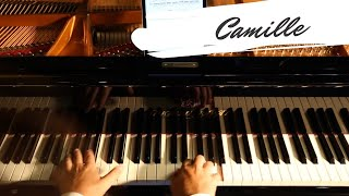 Camille The Art Of Piano David Hicken