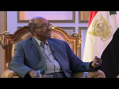 Euronews exclusive: Sudan president challenges reports of mass rape by soldiers