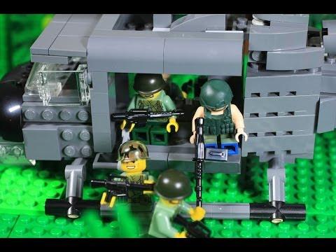 LEGO Vietnam war film / Лего Вьетнамская война