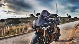 New Yamaha R1 2019