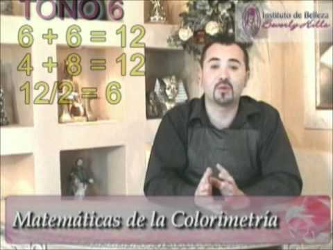 COLORIMETRIA VIDEO 2 profesor cesar amaral