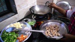 DAILY INDIAN DINNER ROUTINE 2018 IN HINDI | INDIAN DAILY DINNER ROUTINE | KITCHEN CLEANING ROUTINE