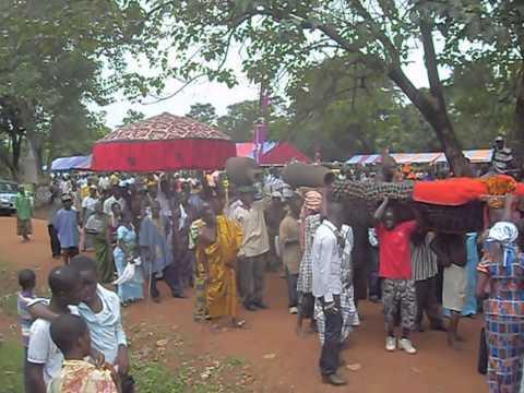 World Tourism Day Celebration in Ghana, September 2011