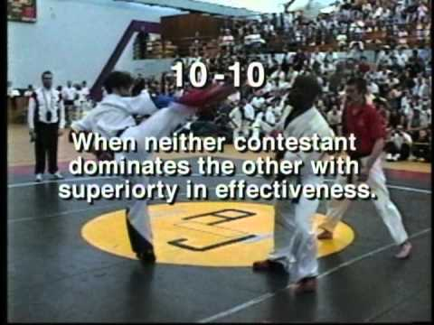 Sport Jujitsu Full Contact Rules Image 1
