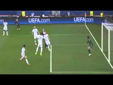 Ezequiel Lavezzi Great Goal v Chelsea ~ (Champions League ) 02/04/2014 HD
