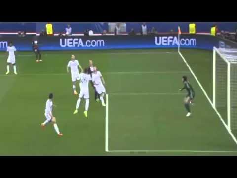 Ezequiel Lavezzi Great Goal v Chelsea ~ (Champions League ) 02/04/2014 HD