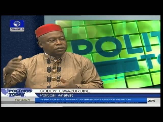 Mamora, Uwazuruike Review Jonathan's October 1 Address Prt 2