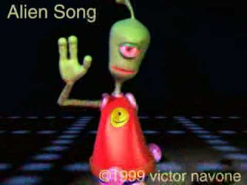 alien song Video