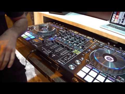 Pioneer DDJ-RZ DJ Controller and the new Rekordbox = In Depth  - BPM 2015 : Soundbase Megastore