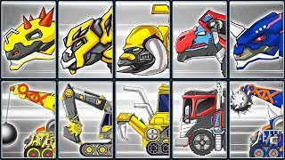 Dino Robot Corps - Construction Team | Eftsei Gaming