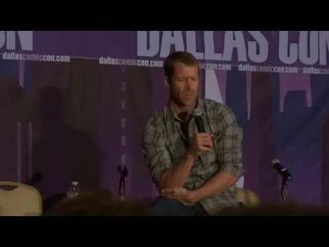 Dallas Comic Con 2013 Colin Ferguson Q & A part 1 of 4
