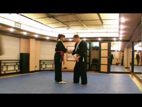 Russian Hapkido training Image 1