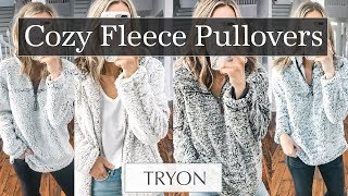 Fleece Pullover Try On & Compare: Walmart, Amazon, and Nordstrom