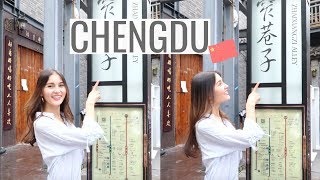 Exploring Beautiful Chengdu & Travelling Home!⎮China Trip 2018
