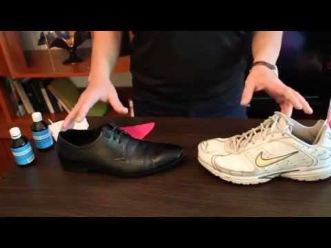 Как избавиться от неприятного запаха обуви. Лайфхак.