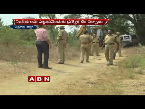 Three excise officials hurt in cheap liquor mafia assault | Chittoor district