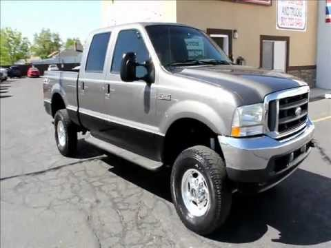 2002 Ford F-250 Super Duty 4x4 Lariat 7.3L POWERSTROKE DIESEL - Autos Inc - YouTube