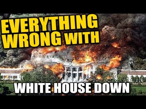 Everything Wrong With White House Down!