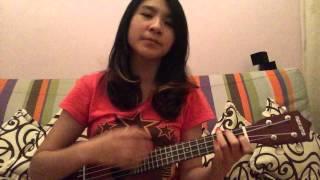 Planet shakers - Beautiful Savior [ukulele cover] by Fernanda