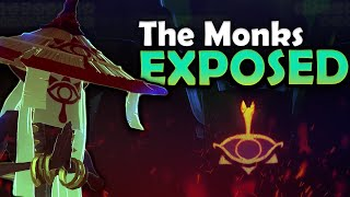 The Monks BETRAYAL | Breath of the Wild Theory