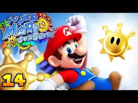 SUPER MARIO SUNSHINE : Episode 14 | Le lancé de Mario ! - Let's Play