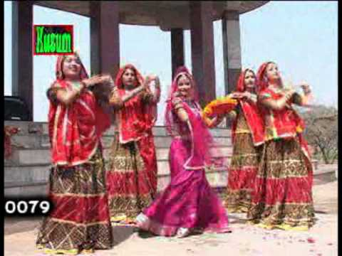 Watch Jai Jagdamba Maa -Mata Rani Darsh De - Devotional Rajasthani Song
