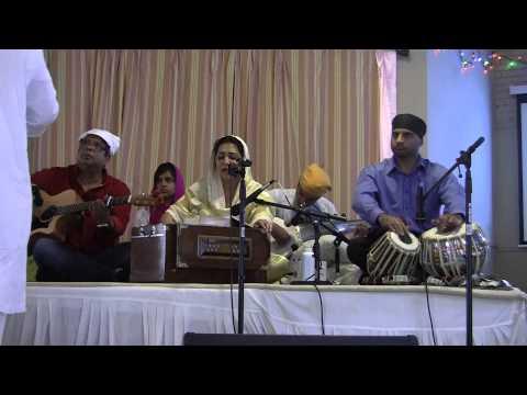 Preeti Uttam & Paramjeet - Shabad Kirtan video