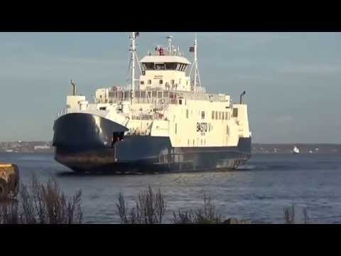 Norway: Moss - Horten - Moss on the ship. 24, 26 oct. 2015
