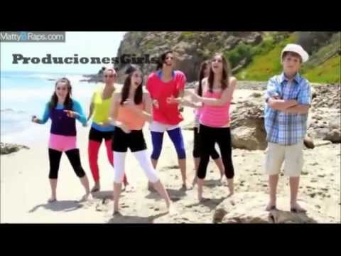 Call Me Maybe {Cimorelli y Matty B} Parody