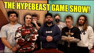 ARE YOU A HYPEBEAST GAME SHOW!! (3 on 3 TRIVIA GAME)