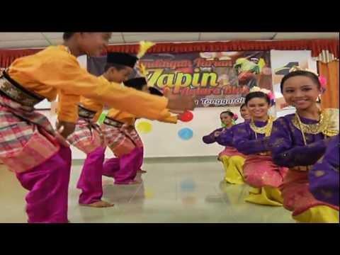 Tarian Zapin Ya Salaam - Drama Kawan Rtm 1 video