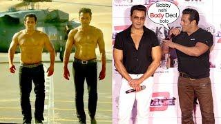 Salman Khan BEST Reply On Bobby Deol's Unbelievable SHOCKING Body Transformation
