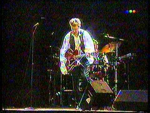 Derby Rock Festival . Bryan Adams y David Bowie