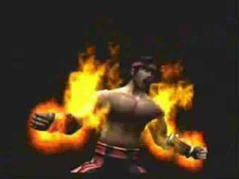 Every Liu Kang Fatality Ever! (MK1 to MK vs DCU)