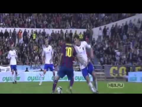 Messi vs Ronaldinho ● Who Is The Barcelona King    HD