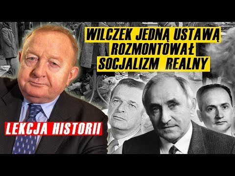 Stanisław Michalkiewicz: Przywróćmy Ustawę Wilczka, żeby Odblokować Narodowy Potencjał Gospodarczy!