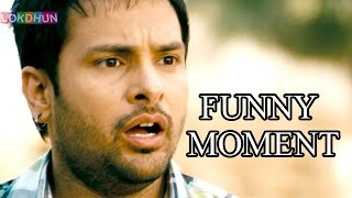 Lol Moment With Amrinder Gill - Latest Punjabi Comedy Scene 2016 || Amrinder Gill || Lokdhun Punjabi