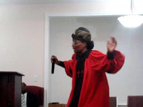 Rev Matilda Jones