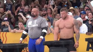 WORLD'S STRONGEST MAN (2019) FINALS!