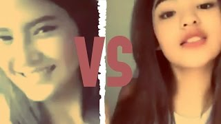 Bianca Umali VS Andrea Brillantes Duets Musical.ly Compilation