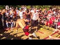Muay Thai Legend Vs Street Fighter Bare Knuckle Brawl   Unexpected KO?