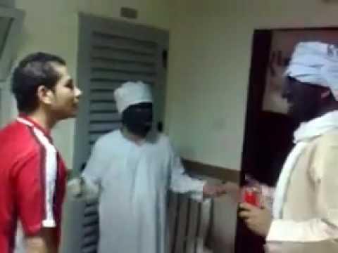 Algerie egypte match soudan 2009 Vidéo égyptienne RACISTE envers les soudanais