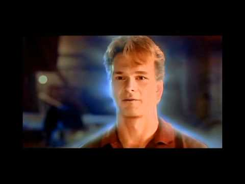 Ghost final scene Different Music! Patrick Swayze