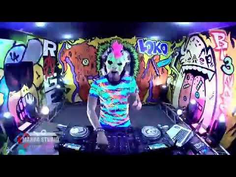 DJ. Akimilakuo. Remix.