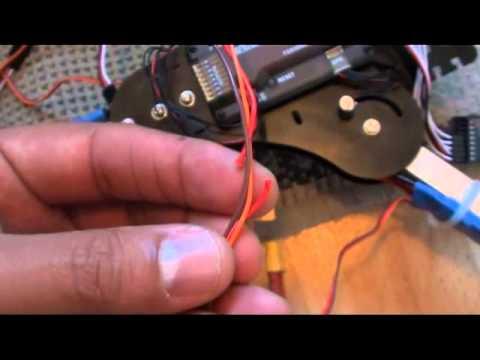 APM 2.5 Ardupilot controller- setup guide 2 of 4