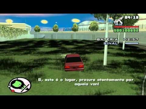 GTA San Andreas #20: Não capota FDP
