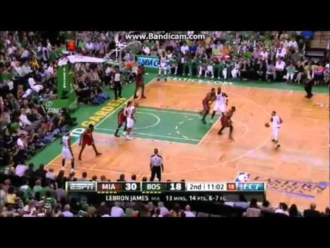 NBA 2012 Miami Heat V Boston Celtics Eastern Conference Finals Part 2